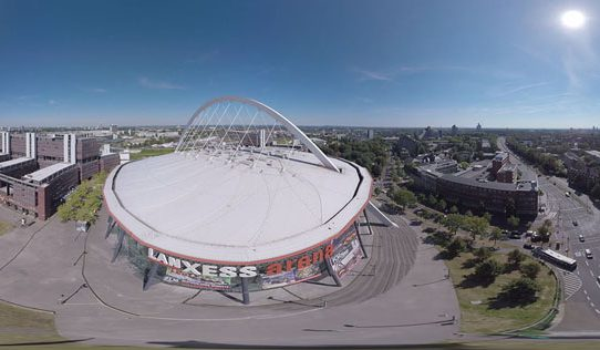#360° New 360° Video production for LANXESS AG